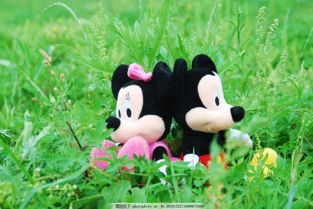 可爱米老鼠 可爱米老鼠图片素材 卡通 装饰画 卡通画 米奇 米妮