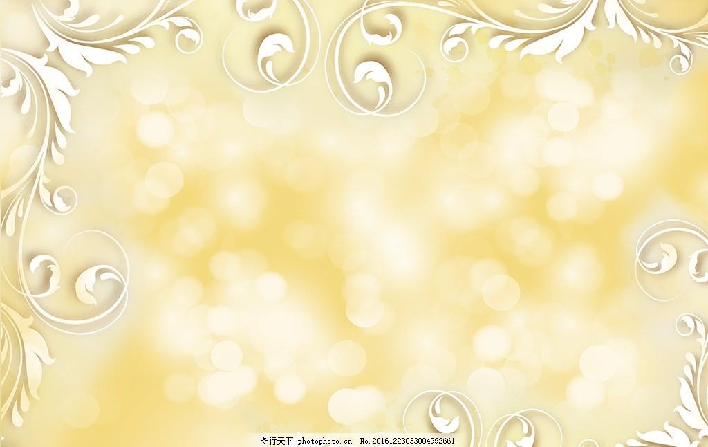 欧式花纹背景墙 欧式花纹 欧式花朵 花边花纹 大理石纹 电视背景墙