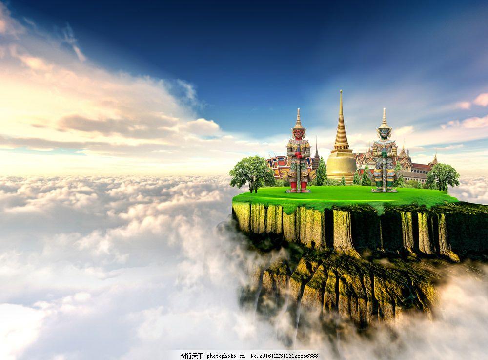 泰国风景名胜图片