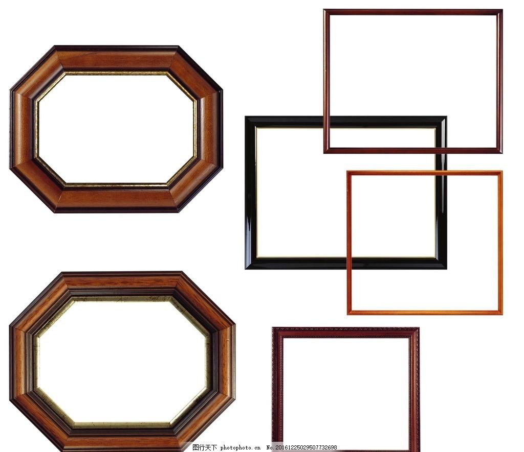 设计图库 广告设计 设计案例  木相框 写真相框 婚庆相框 古典相框图片