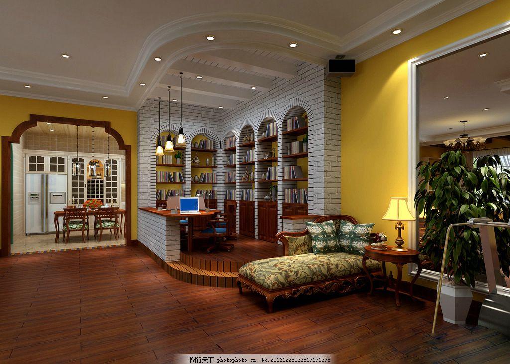 客廳裝修圖 家裝 中式 簡裝 中國風      設計 其他 圖片素材 72dpi