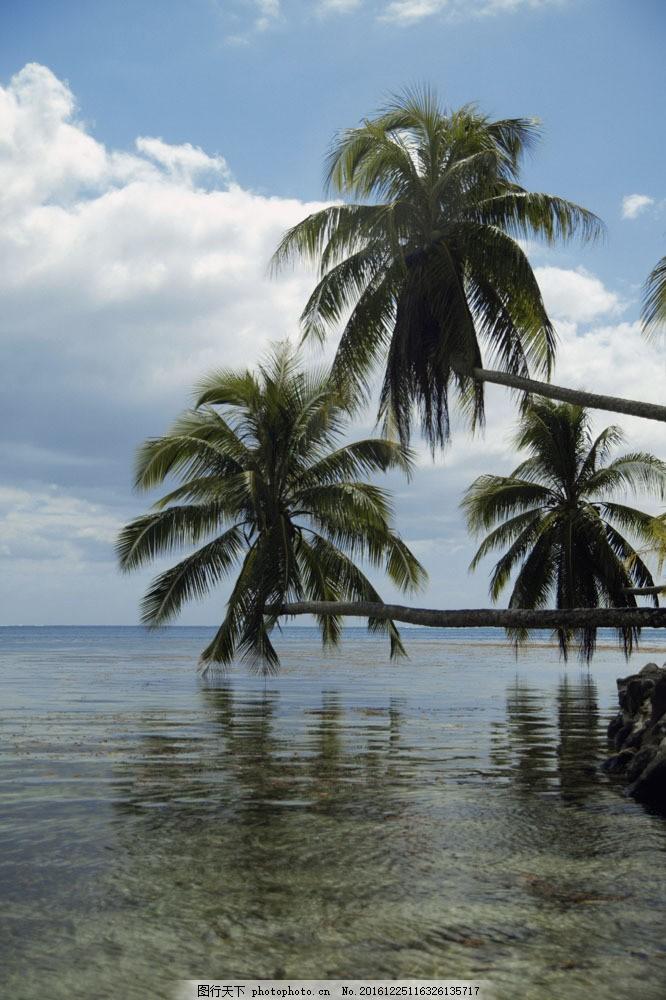 设计图库 高清素材 自然风景  海边风景摄影图片素材 美丽海滩 海边