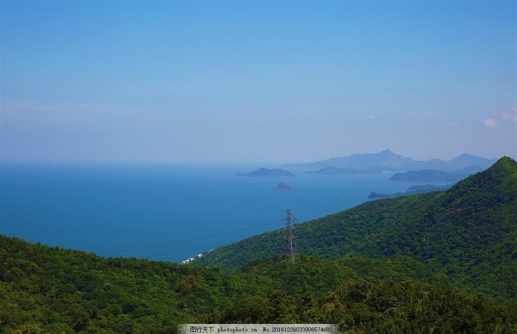 珠海海景 广州珠海 美丽珠海 蓝色海洋 摄影 国外旅游