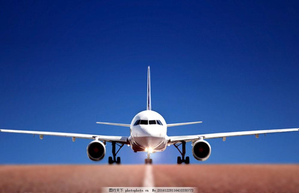 起飞的飞机图片素材 飞机 航天飞机 航空 客机 跑道 起飞 飞机图片