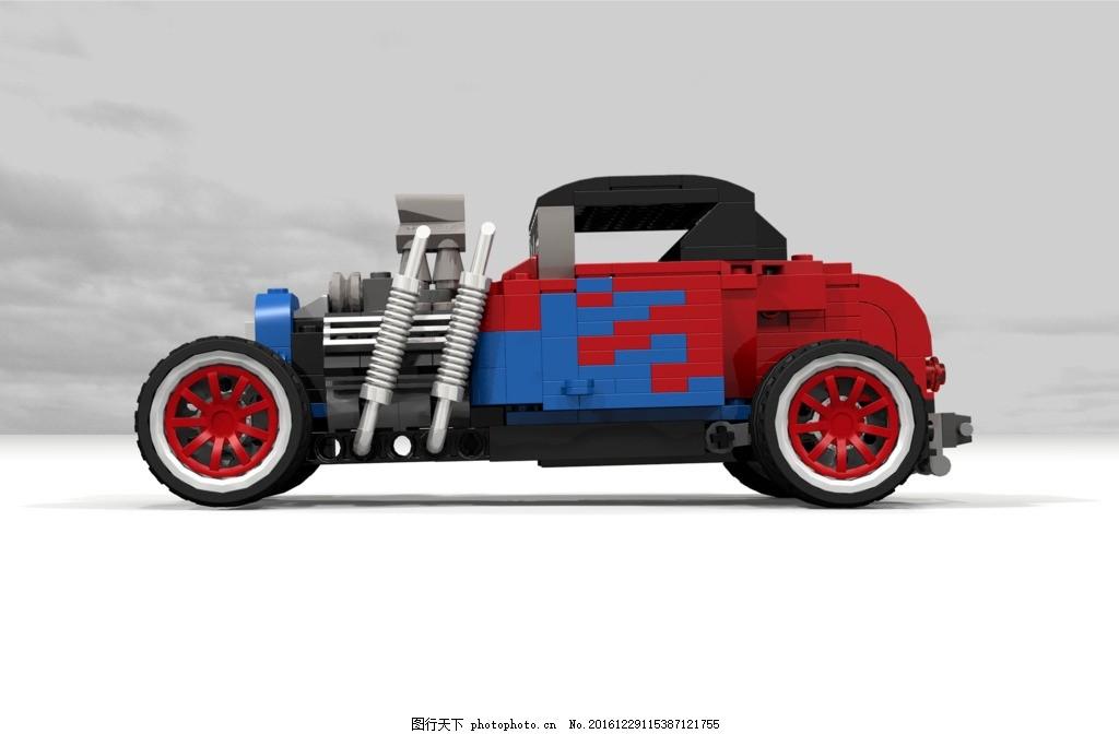 2012年乐高汽车图片
