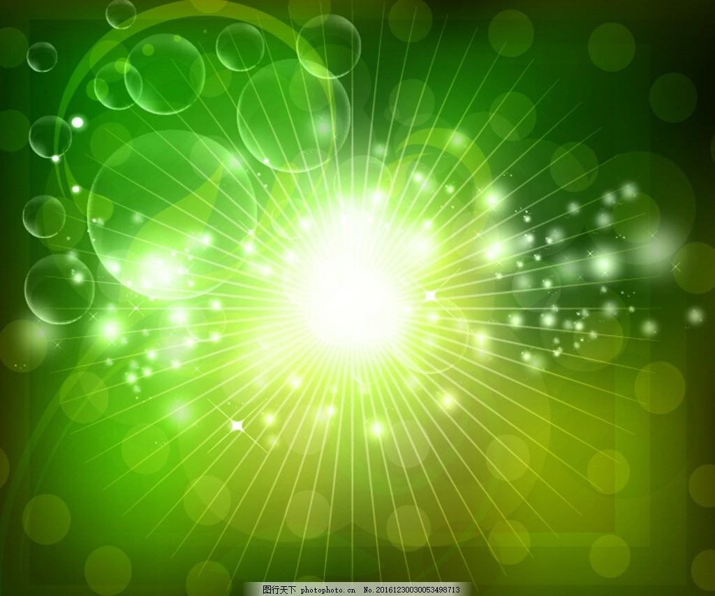 绿色欧式网格高清背景