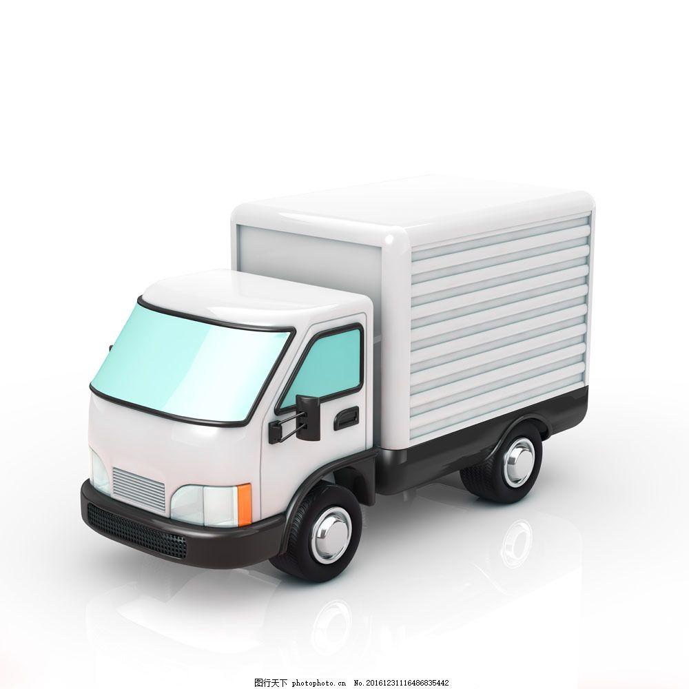 货车模型图片素材 车 汽车 货车 车模型 交通工具 汽车图片 现代科技