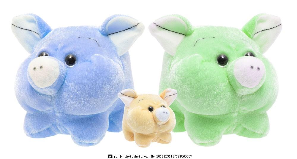 玩具小猪图片素材 毛绒玩具 布偶 可爱 布娃娃 小猪 玩具 其他类别