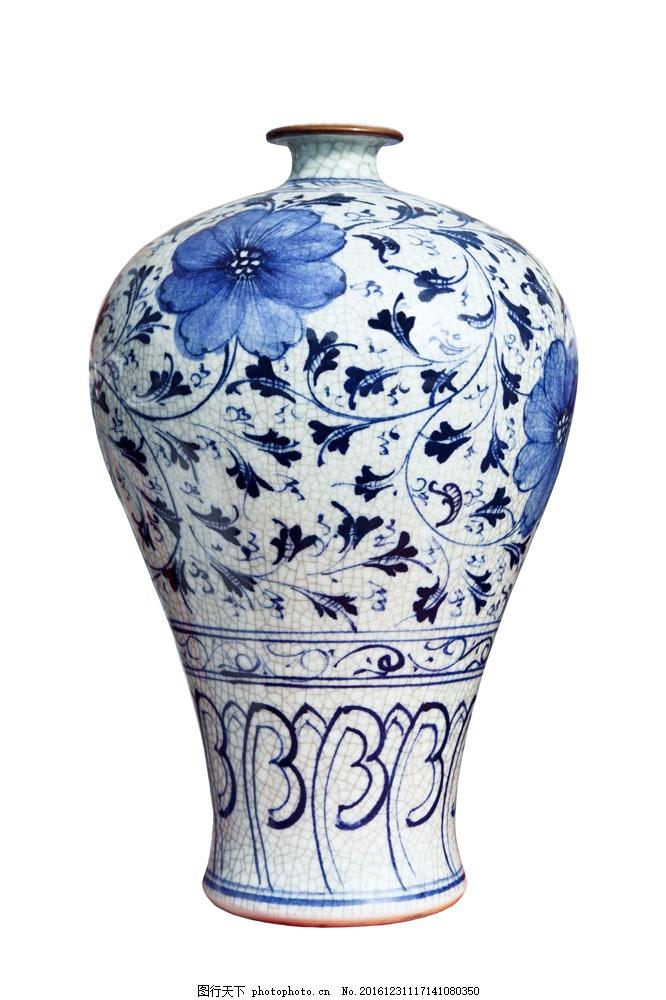 青花瓷花瓶图片图片
